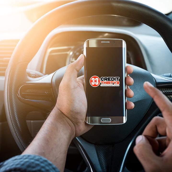 Grabtaxi Driver Loan Credit Thirty3