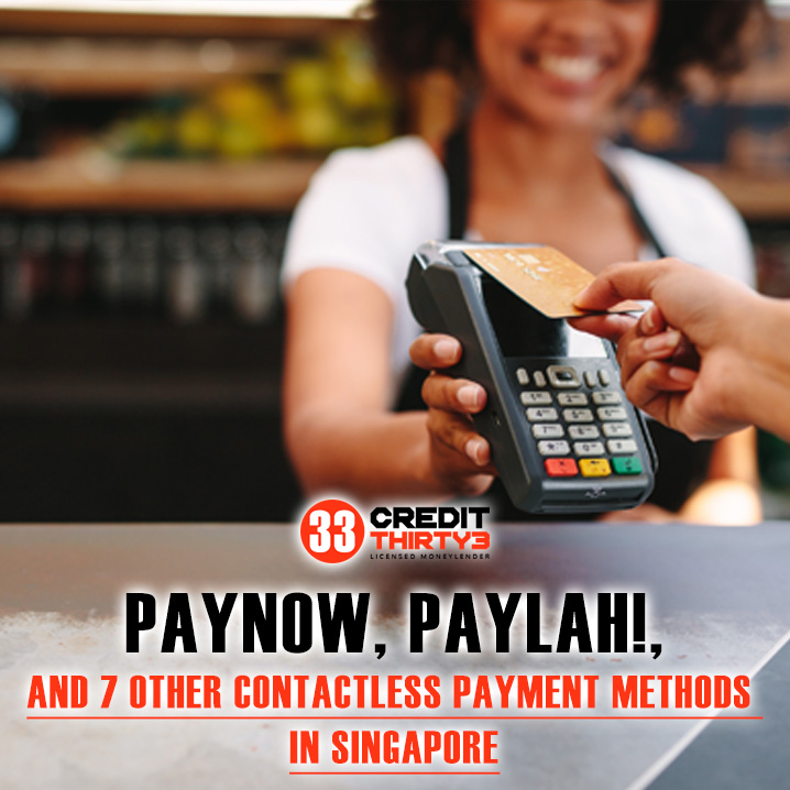 PayNow, DBS PayLah!, and 7 other Contactless Payment Methods in Singapore 2020