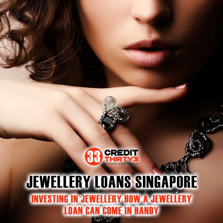 Investing In Jewellery: How A Jewellery Loan Can Come In Handy