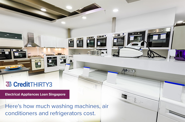 How Much Do Electrical Appliances Cost In Singapore?