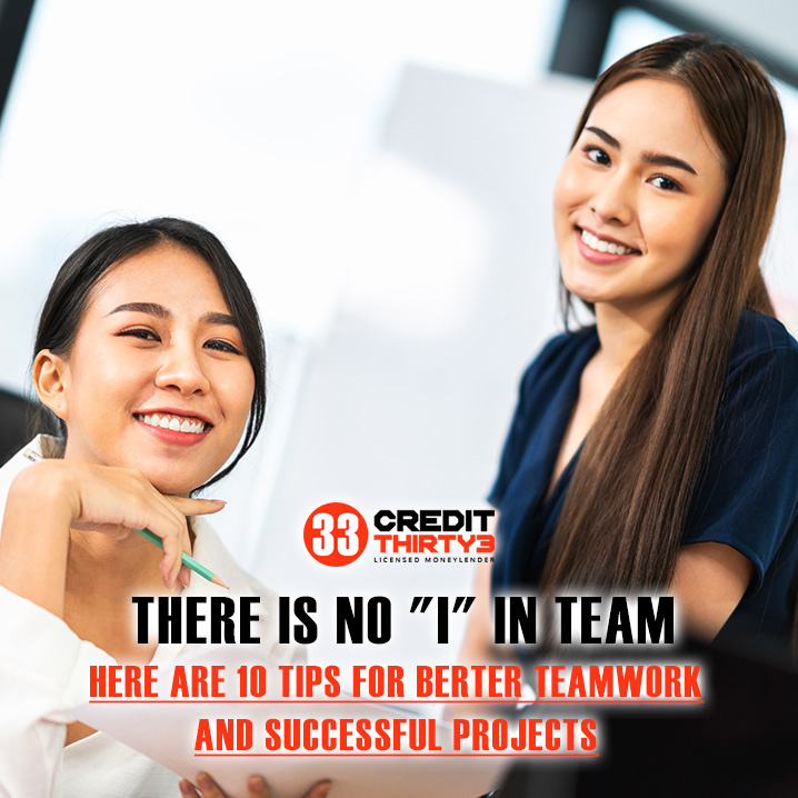 "There Is No ""I"" In Team: Here Are 10 Tips For Better Teamwork And Successful Projects"