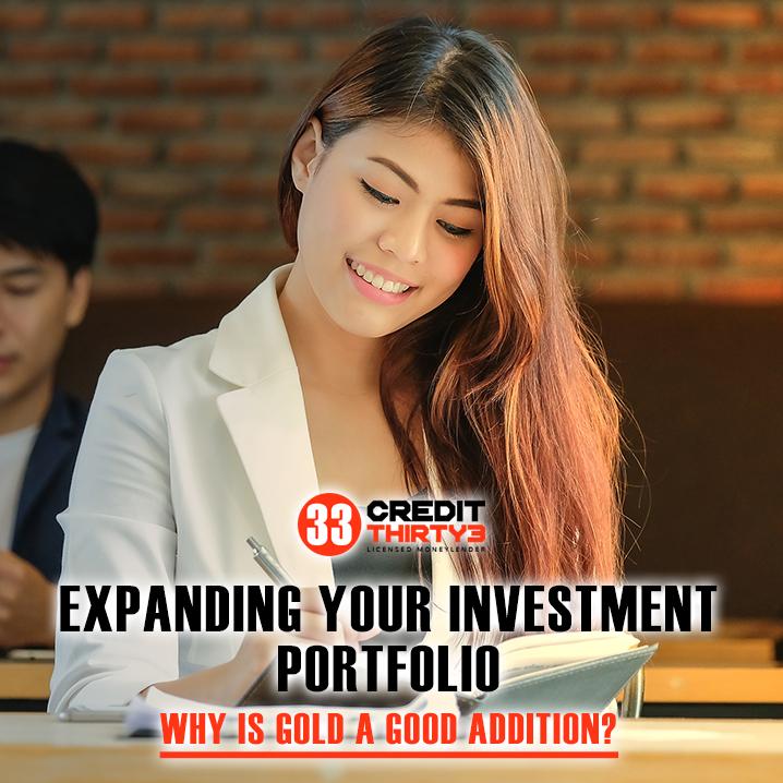 Expanding Your Investment Portfolio