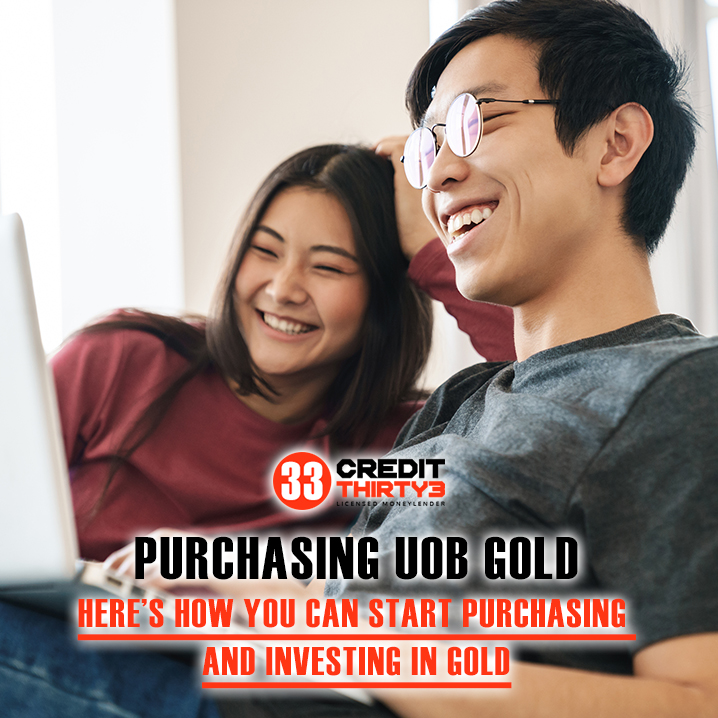 Purchasing UOB Gold